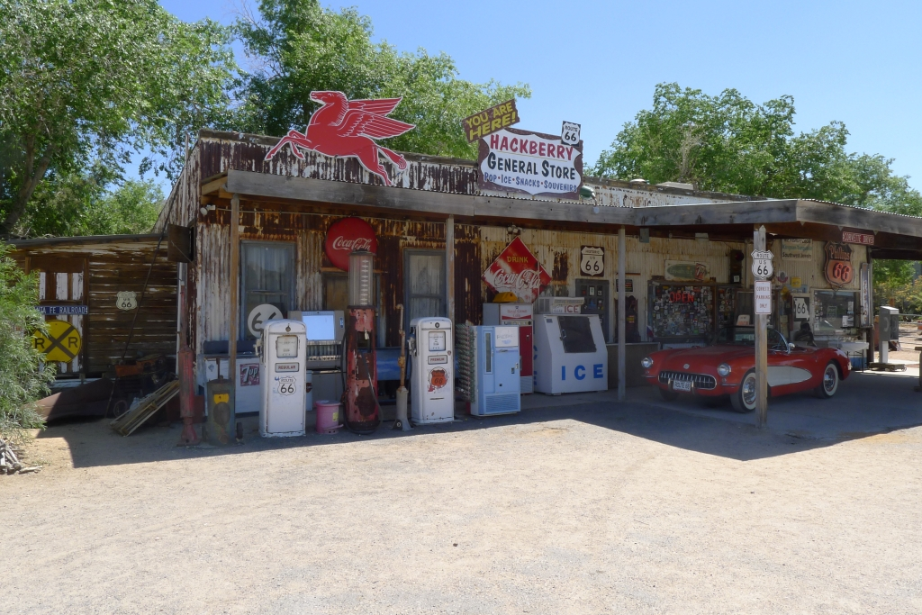 Hackberry General Store (Route 66), Arizona