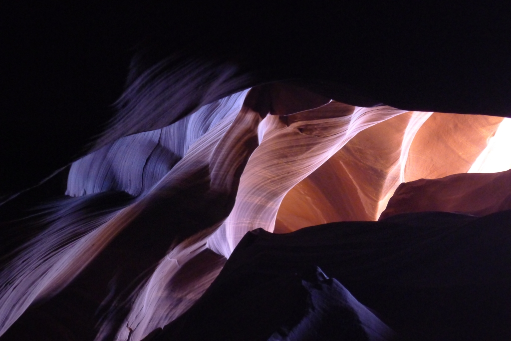 Antelope Canyon, Page (Arizona)